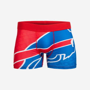 Buffalo Bills Printed Big Logo Underwear