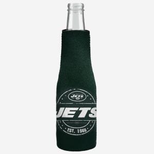New York Jets Insulated Zippered Bottle Holder