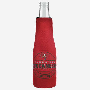 Tampa Bay Buccaneers Insulated Zippered Bottle Holder