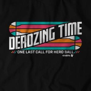 DeRozing Time