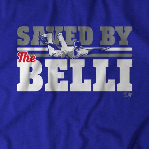 Saved By The Belli