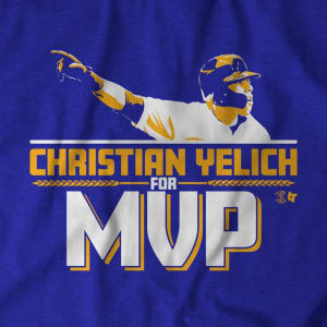 Yelich For MVP