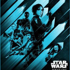 Star Wars Rebellion Rising Officially Licensed Artwork from Dark Ink