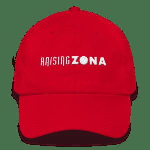 Raising Zona Cotton Cap