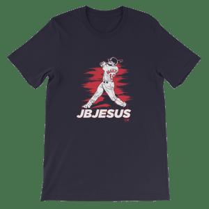 JBJesus Short-Sleeve T-Shirt