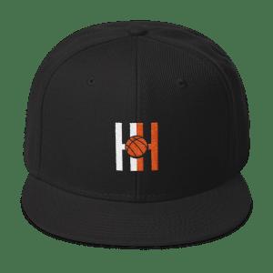 Hoops Habit Snapback Hat