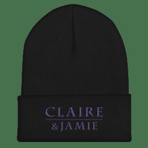 Claire & Jamie Cuffed Beanie