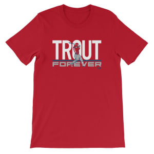 Forever Trout Short-Sleeve T-Shirt