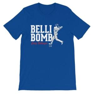 Belli Bomb Short Sleeve T-Shirt
