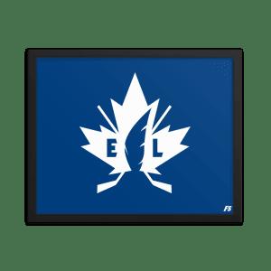 Toronto Hockey Premium Matte Framed Poster