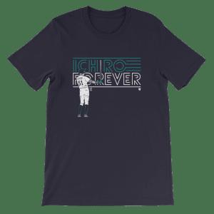 Ichiro Forever Short-Sleeve T-Shirt