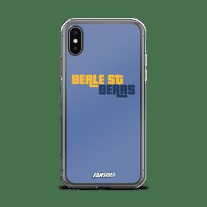 Beale Street Bears iPhone Case
