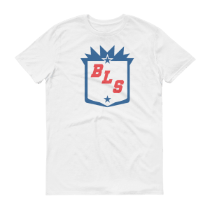 Blue Line Station Short-Sleeve T-Shirt
