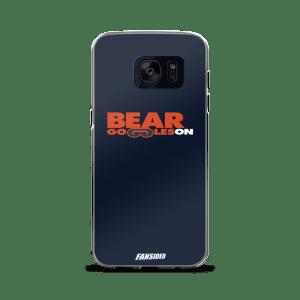 Bear Goggles On Samsung Case