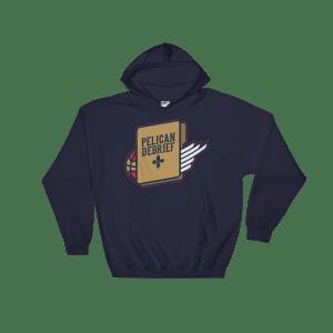 New Orleans Basketball Hooded Sweatshirt
