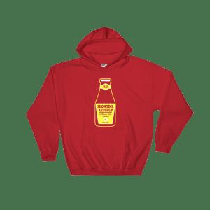 Showtime Ketchup Hooded Sweatshirt