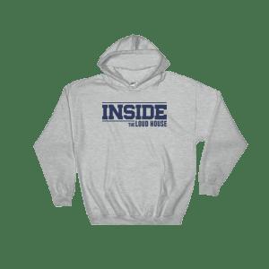 Inside the Loud House Hooded Sweatshirt
