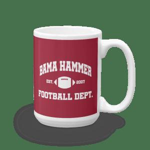 Bama Hammer Mug