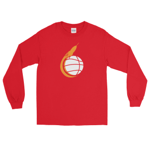 Space City Scoop Long Sleeve T-Shirt