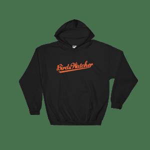 Birds Watcher Hooded Sweatshirt