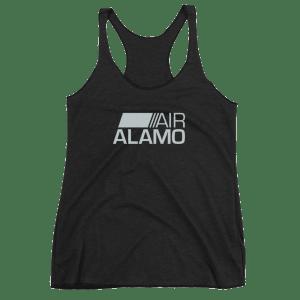 Women's Air Alamo Racerback Tank