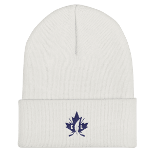 Toronto Hockey Cuffed Beanie