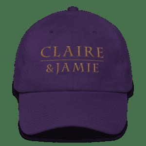 Claire & Jamie Cotton Cap