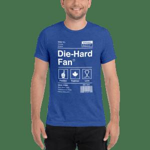 Toronto Hockey Die-Hard Fan Short sleeve t-shirt