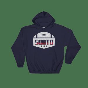 500 Club Hooded Sweatshirt