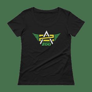 Women's Autzen Zoo Scoopneck T-Shirt