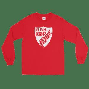 Rush The Kop Long Sleeve T-Shirt