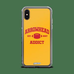 Arrowhead Addict iPhone Case