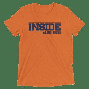 Inside the Loud House Short Sleeve T-Shirt