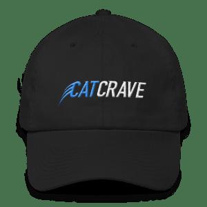 Cat Crave Cotton Cap