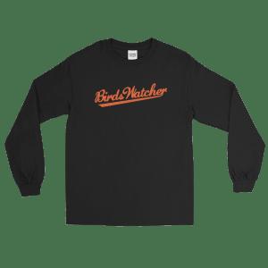 Birds Watcher Long Sleeve T-Shirt