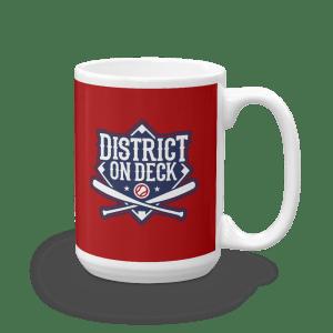 District on Deck Mug