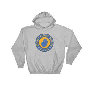 Fight, Fight, Fight Club Hooded Sweatshirt
