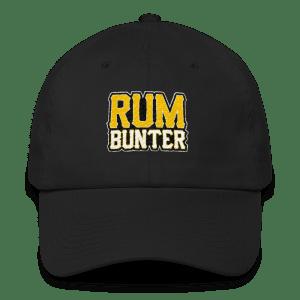 Rum Bunter Cotton Cap