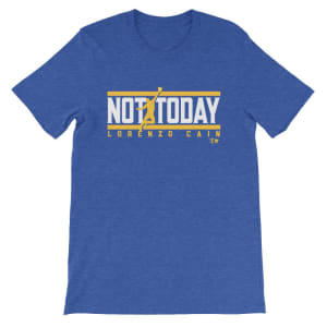 Not Today Short-Sleeve T-Shirt