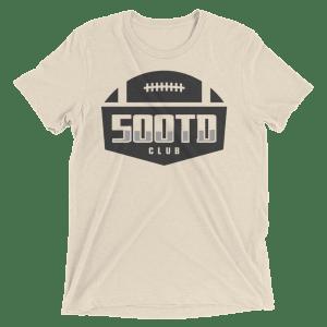 500 Club Short Sleeve T-Shirt