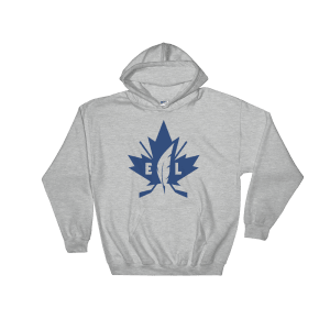 Editor In Leaf Hooded Sweatshirt