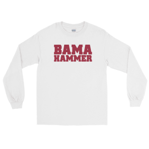 Bama Hammer Long Sleeve T-Shirt