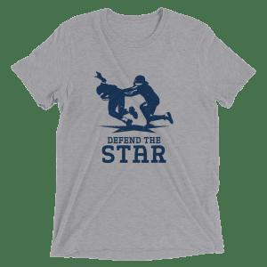 Defend the Star Short sleeve t-shirt