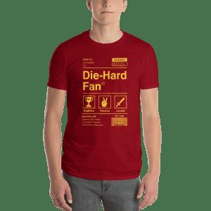 USC Die-Hard Fan Short-Sleeve T-Shirt