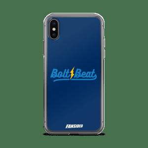 Bolt Beat iPhone Case