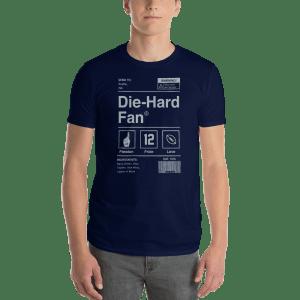 Seattle Football Die-Hard Fan Short-Sleeve T-Shirt