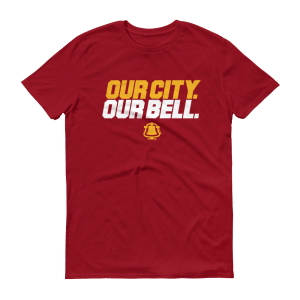 Our City Our Bell Rivalry T-Shirt