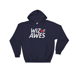 Wiz of Awes Hooded Sweatshirt