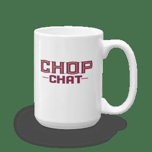 Chop Chat Mug