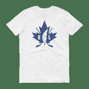 Men's Editor In Leaf Short-Sleeve T-Shirt